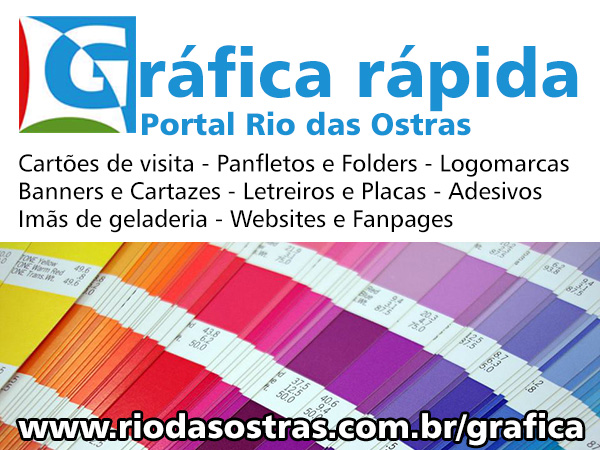 Gráfica Portal Rio das Ostras