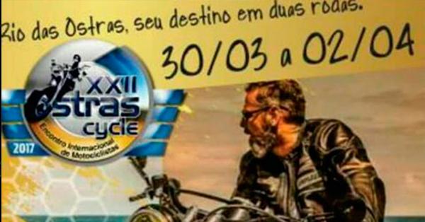 Ostrascycle - Encontro Internacional de Motociclistas