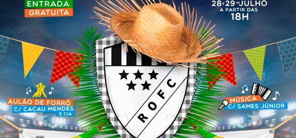 Rio das Ostras Futebol Clube promove festa junina no fim de semana