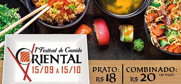 Festival de Comida Oriental