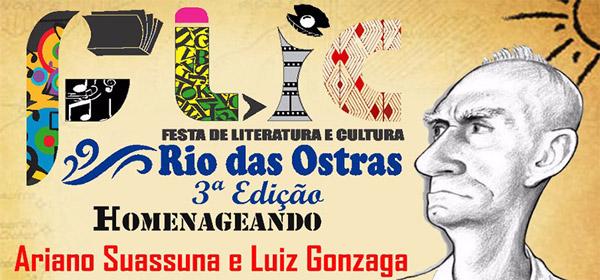 Flic 2017 - Festa de Literatura e Cultura de Rio das Ostras