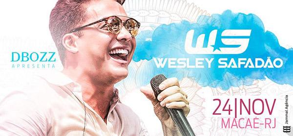 Wesley Safadão em Macaé!