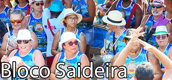 Bloco Saideira fecha o Carnaval de Rio das Ostras neste sábado