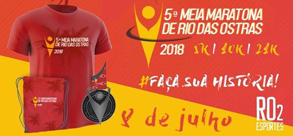5ª Meia Maratona de Rio das Ostras