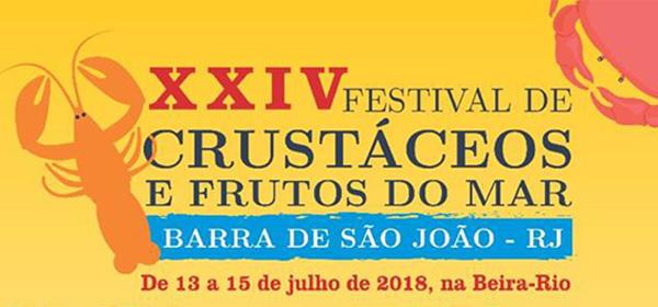 XXIV Festival de Crustáceos e Frutos do Mar