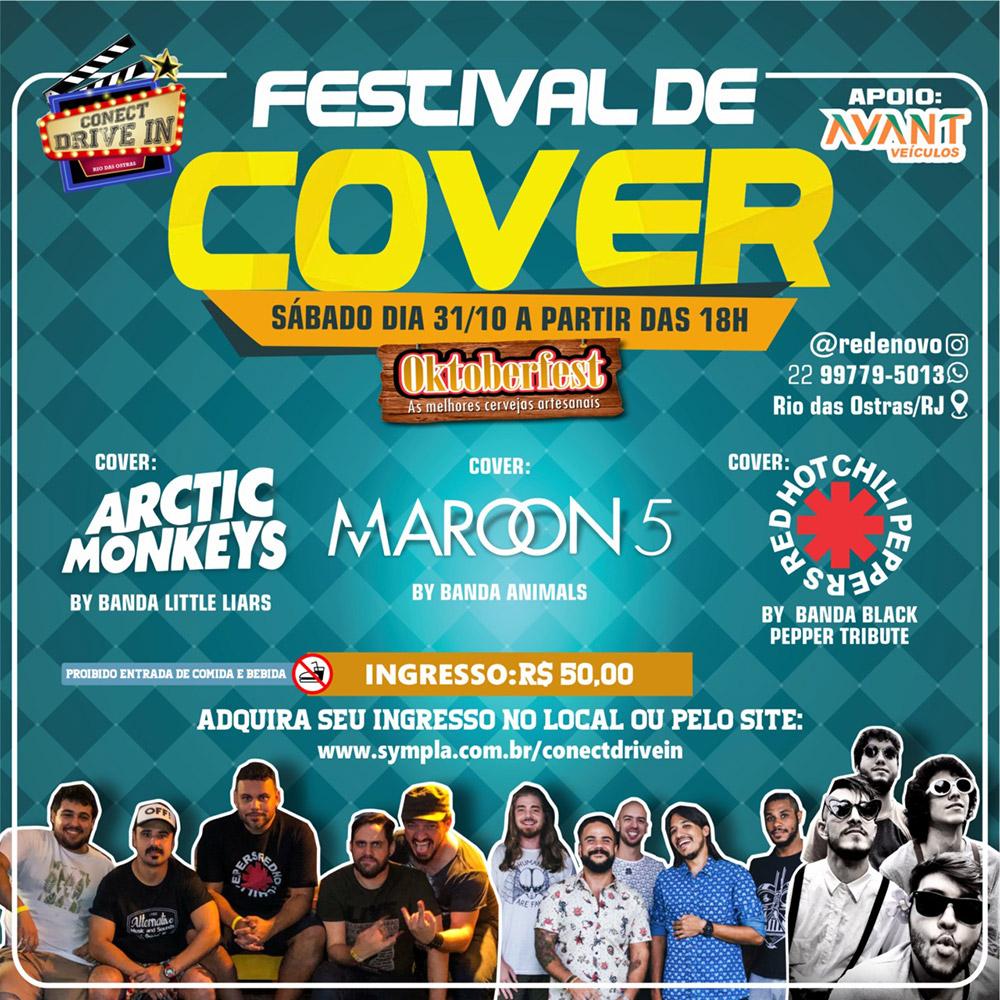 Festival de Cover e Oktoberfest