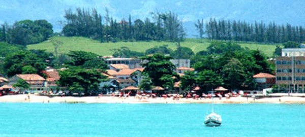 Praia do Bosque